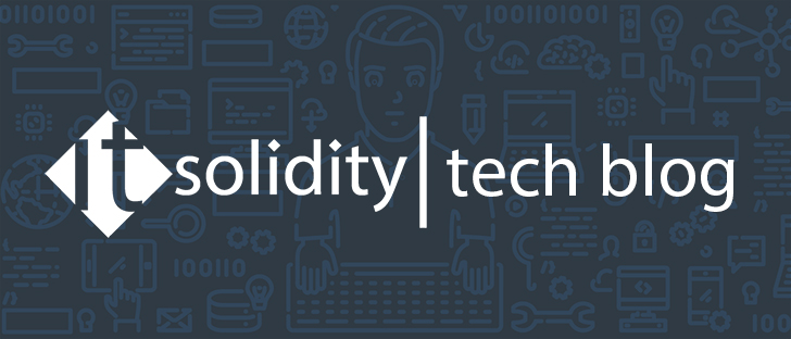 IT Solidity | Tech Blog